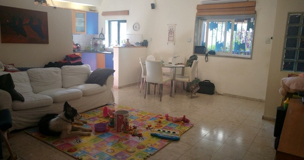 "Apartment 3 Rooms For Sale inRasco inJerusalem-שיר""ן"